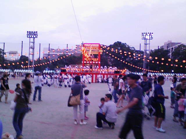 大江戸BON DANCE<br />  !